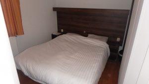 Ouder slaapkamer Roompot Lunsbergen Chalet LU4K