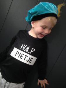 Strijkapplicatie Hulp Pietje Love2try.nl
