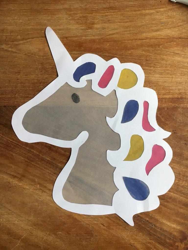Unicorn Lampion, Eenhoorn Lampion