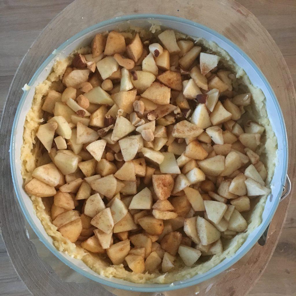 Glutenvrije appeltaart Love2try.nl